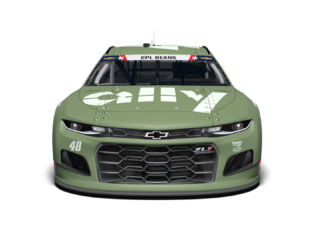 No. 48 Ally military tribute scheme unveiled for 600-mile race at Charlotte