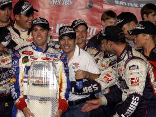 Hendrick History: Sweeping back-to-back Charlotte race weeks