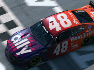 Race Rundown: Bowman fifth at virtual Talladega