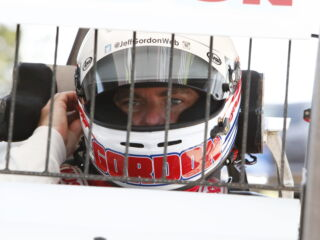 Gordon returns to midget car roots at Indianapolis Motor Speedway