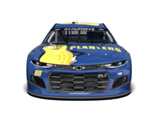 No. 88 Planters Chevrolet revealed for Martinsville