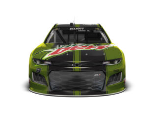 Elliott brings back winning scheme for Martinsville race
