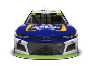 Elliott to pilot special NAPA AutoCare Center Chevy at ISM Raceway