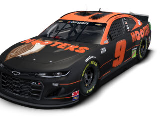 Paint Scheme Preview: iRacing at Homestead