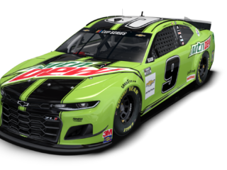 Paint Scheme Preview: Sunday at Michigan