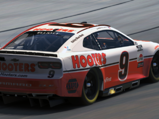 Race Rundown: Elliott fifth at virtual Darlington