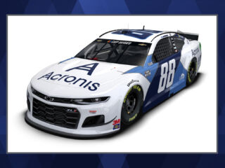 Acronis and Hendrick Motorsports forge relationship through 2023