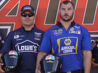 No. 9 team jackman Semke and No. 48 team fueler Harder named pit crew all-stars