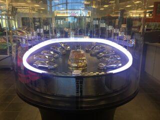 Find historic memorabilia inside the Hendrick Motorsports Team Store & Museum