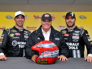 Hendrick, fellow Hall inductees named Southern 500 Grand Marshals