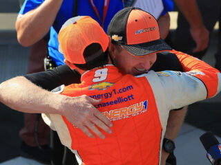How the Hendrick Motorsports teammates spent the off-weekend