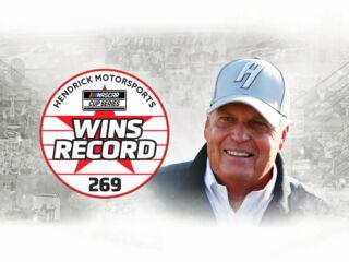 Hendrick Motorsports breaks Petty Enterprises' all-time win record