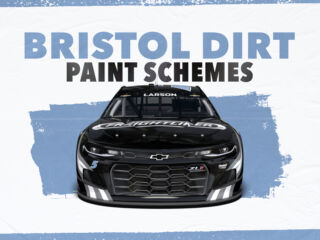 Bristol Dirt Paint Schemes: Fresh looks for a filthy race