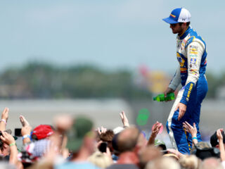 What time is the Darlington race? How to watch this weekend's action