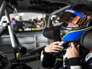Byron, No. 24 team string together consecutive poles, top-10s