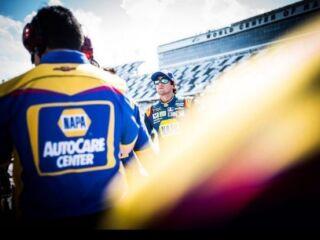 A unique look at Elliott's Daytona weekend