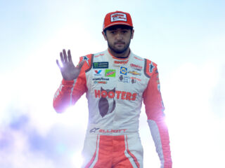 Elliott climbs playoff standings after strong Richmond showing