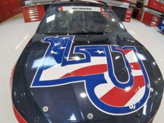 Red, white and blue ready for Charlotte