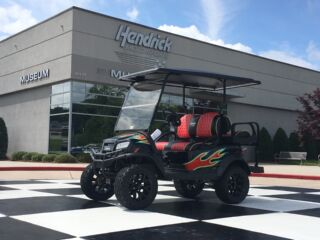 Club Car wants to give one lucky fan a special edition golf cart