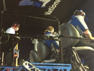 Jeff Gordon gains appreciation from new vantage point