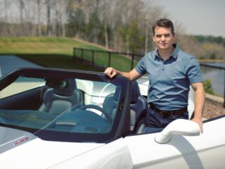 Win the keys to Jeff Gordon's personal Corvette