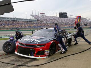 Shots of the Race: Kentucky
