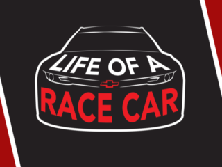 Check out all six episodes of 'Life of a Race Car' now
