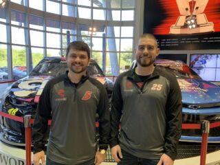 Hendrick Motorsports GC gamers hit campus