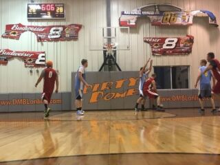 Social Pit Stop: Cars 3 and shooting hoops