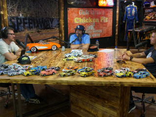 Earnhardt provides update before Byron joins 'The Dale Jr. Download'