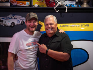 Rick Hendrick joins 'The Dale Jr. Download' as very special guest