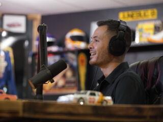 Hendrick, Larson join Dale Earnhardt Jr. podcast