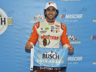 Teammates Elliott, Bowman sweep Daytona front row