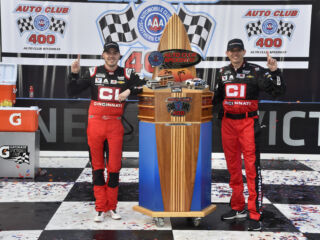 Ives: Bowman finding his identity paved way for Fontana victory
