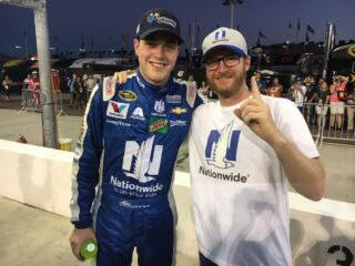 Bowman on winning Phoenix pole: 'This means so much to me'