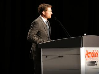 Earnhardt: It's been an 'incredible ride'