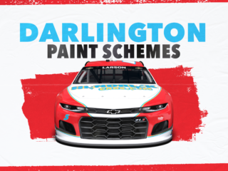 Paint Scheme Preview: Old-school schemes on new Chevys