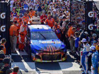 Fans react to Chase Elliott's first NASCAR Cup Series win