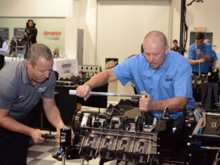 Randy Dorton Hendrick Engine Builder Showdown video series to debut Monday