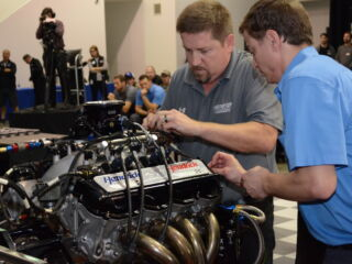 Randy Dorton Hendrick Engine Builder Showdown: The video series