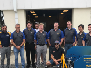 Behind the Scenes: Elliott's day at Embry-Riddle Aeronautical University