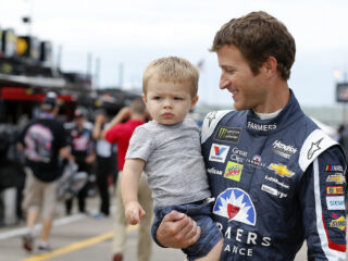 Hendrick Motorsports celebrates Father's Day