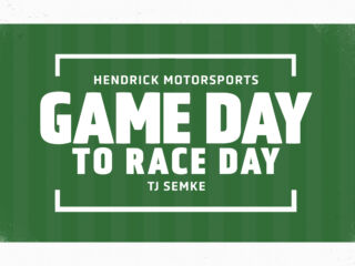 Game Day to Race Day: T.J. Semke credits football's disciplines for NASCAR prep