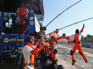 Gustafson: Win No. 250 the 'culmination of a lot of hard work'