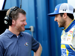 Earnhardt interviews Elliott on most popular driver award and more