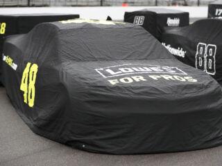 Brickyard 400 postponed due to rainy conditions