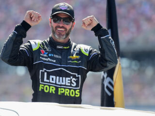 No. 48 team ready to celebrate 'incredible' partnership with Lowe's