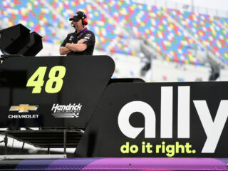 Meendering embracing 'tremendous opportunity' as No. 48 team crew chief