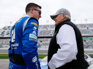 Hendrick weighs in on playoff potential