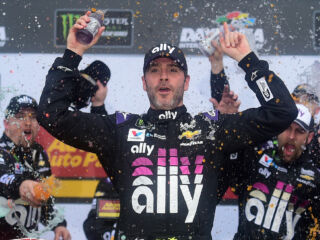 Fueling Futures: Get to know Jimmie Johnson